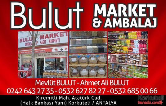 BULUT MARKET & AMBALAJ