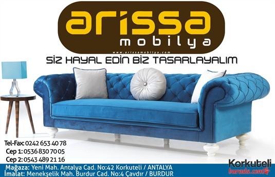 ARİSSA MOBİLYA