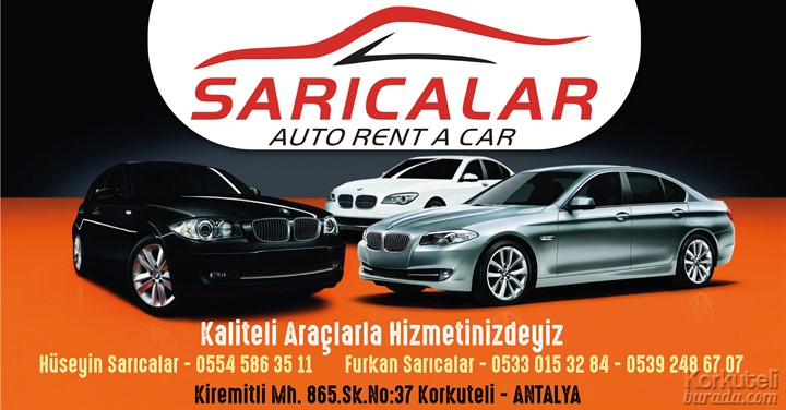SARICALAR RENT A CAR