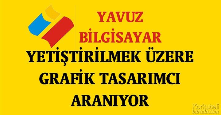GRAFİK TASARIMCI ARANIYOR